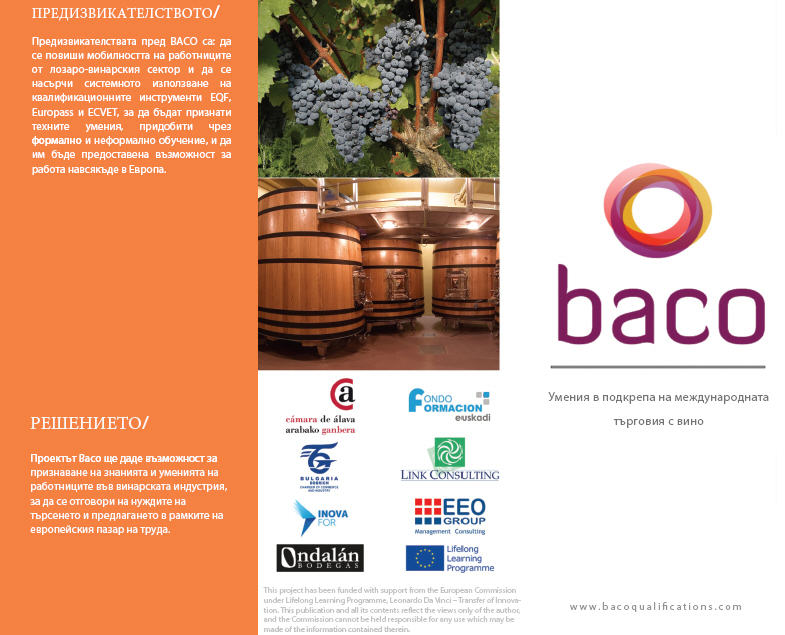Project BACO